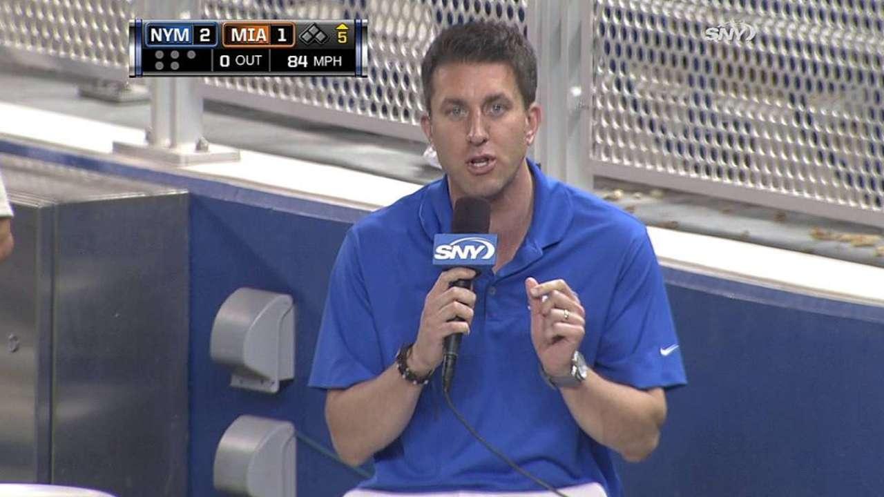 NBA's Collins brave in eyes of Mets