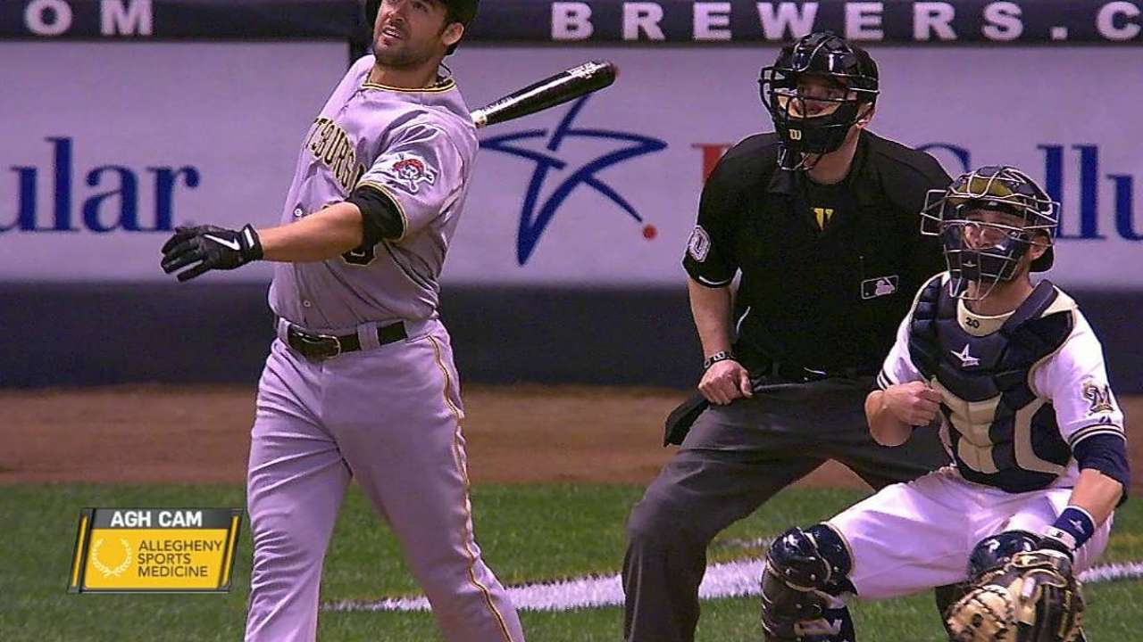 Wandy struggles as Bucs' woes in Milwaukee continue