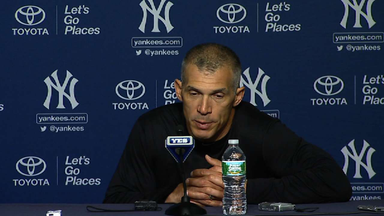 Pettitte's off night sets Yanks on wrong path