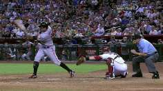 Belt's big hit gives Giants win in Arizona