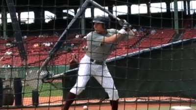 GM Wren's son is Braves' eighth-round pick