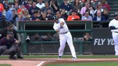 Trio of homers makes Verlander's job easy in Detroit