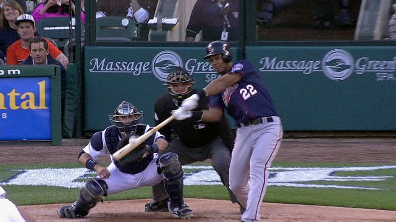 Homers hurt Worley as Twins fall to Tigers