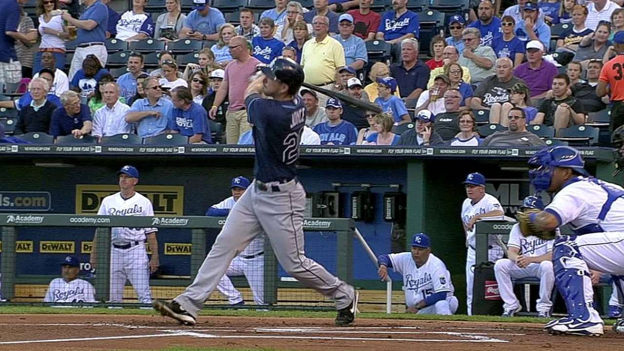 Rays riding 16-game homer streak