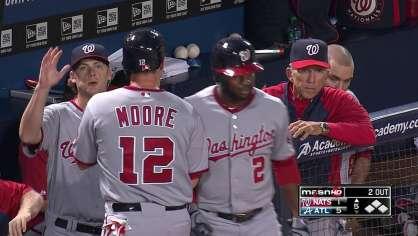 Ramos brings in Moore