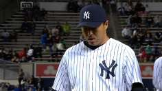 Wobbly early, Kuroda settles to stymie Astros