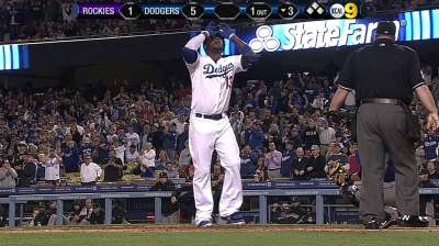 Hanley returns to Dodgers, who place Capuano on DL