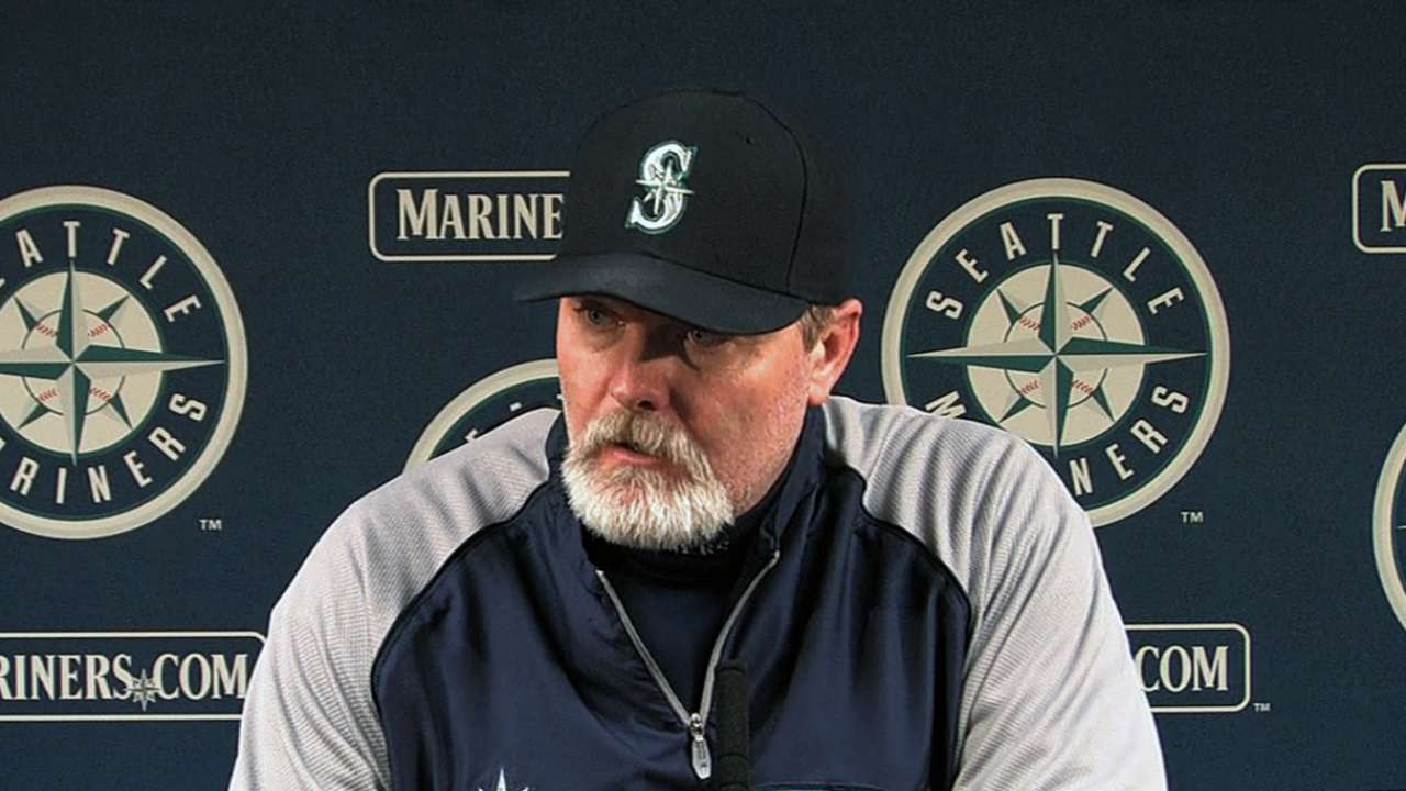 Wedge hopes Maurer benefits from extra rest