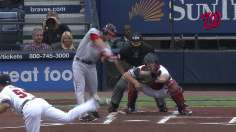 Haren extends string of Nats' pitching dominance