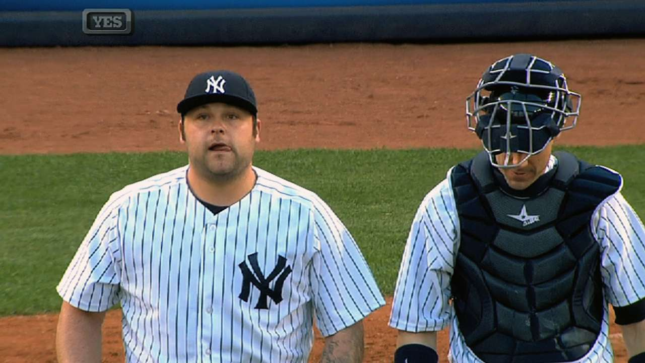 Joba moving closer toward rehab assignment