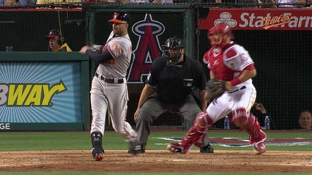 Markakis not allowed to use custom bat on Sunday