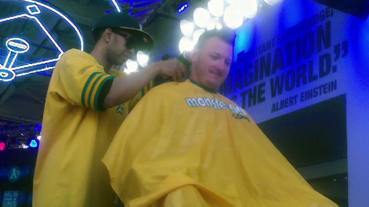 Nine things to know about: Josh Donaldson