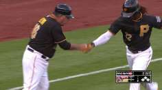 McCutchen, Mercer back Burnett's sharp effort
