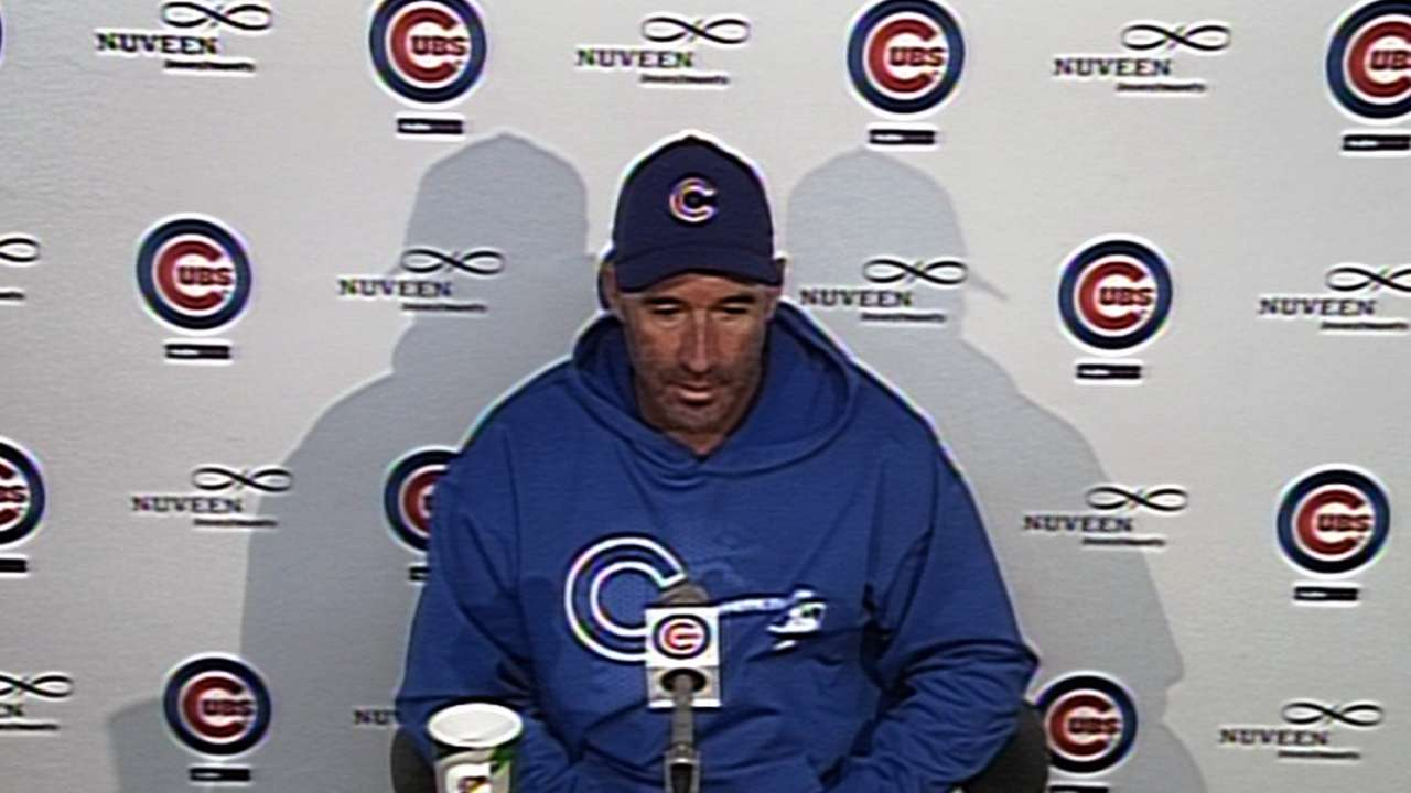 Cubs' late rally falls short in loss to Reds