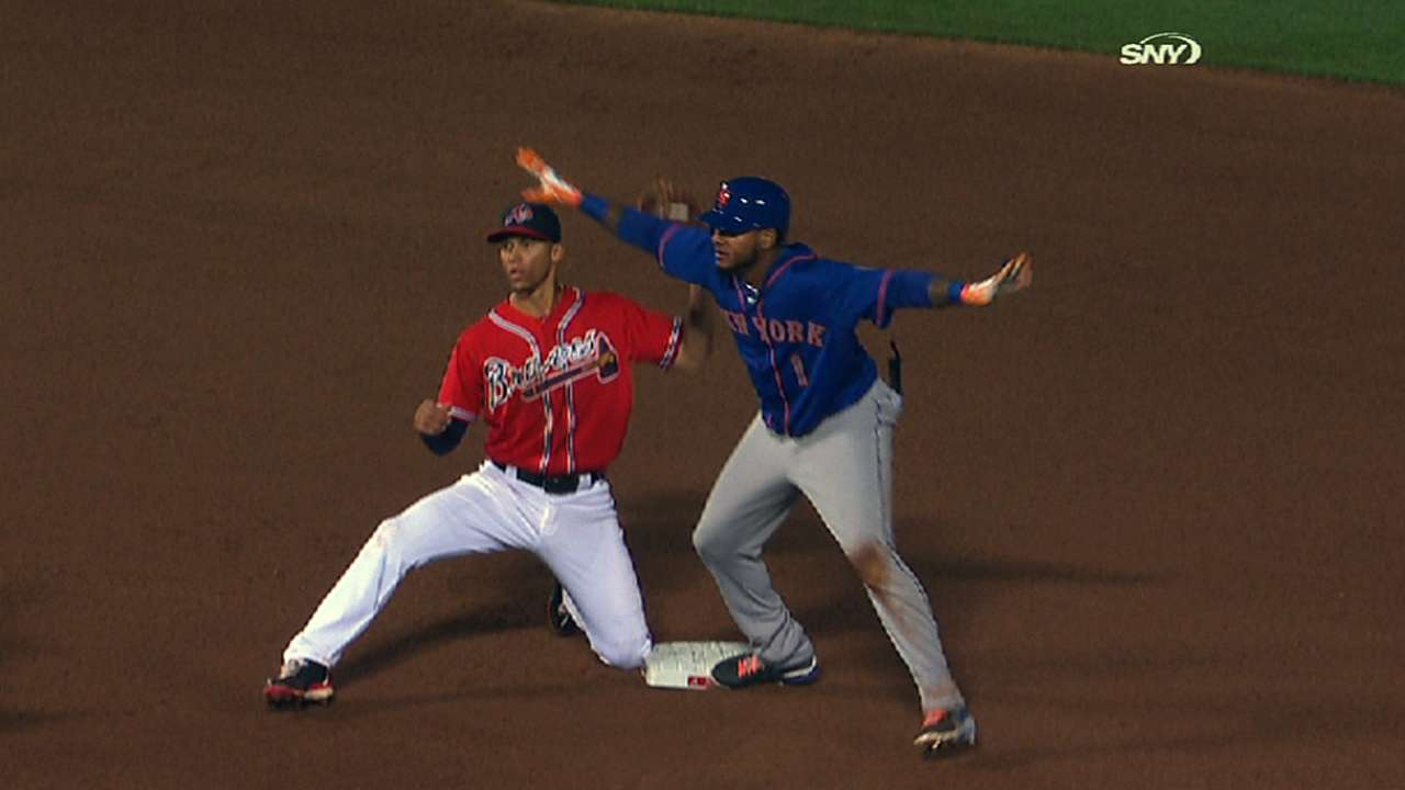 Valdespin sparks Mets to win over Braves in extras