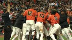 Posey belts walk-off homer to beat Dodgers
