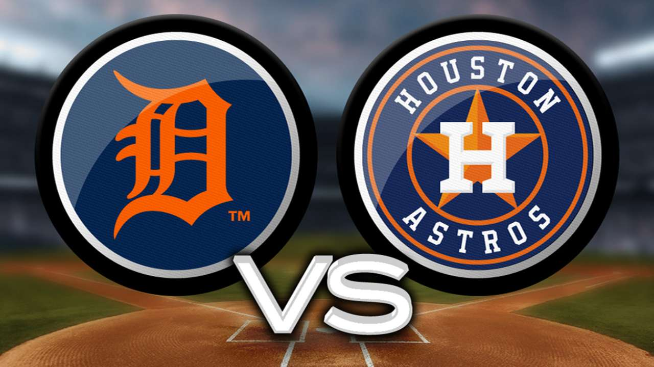 Young Astros have impressed Leyland in series