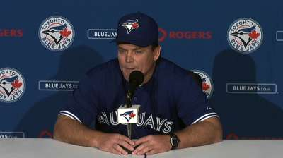 Gibbons says Blue Jays' struggles 'very tough'