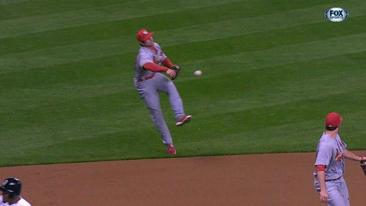 Kozma delivers clutch defense in Saturday's win