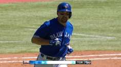 DeRosa, Cabrera help Blue Jays snap skid
