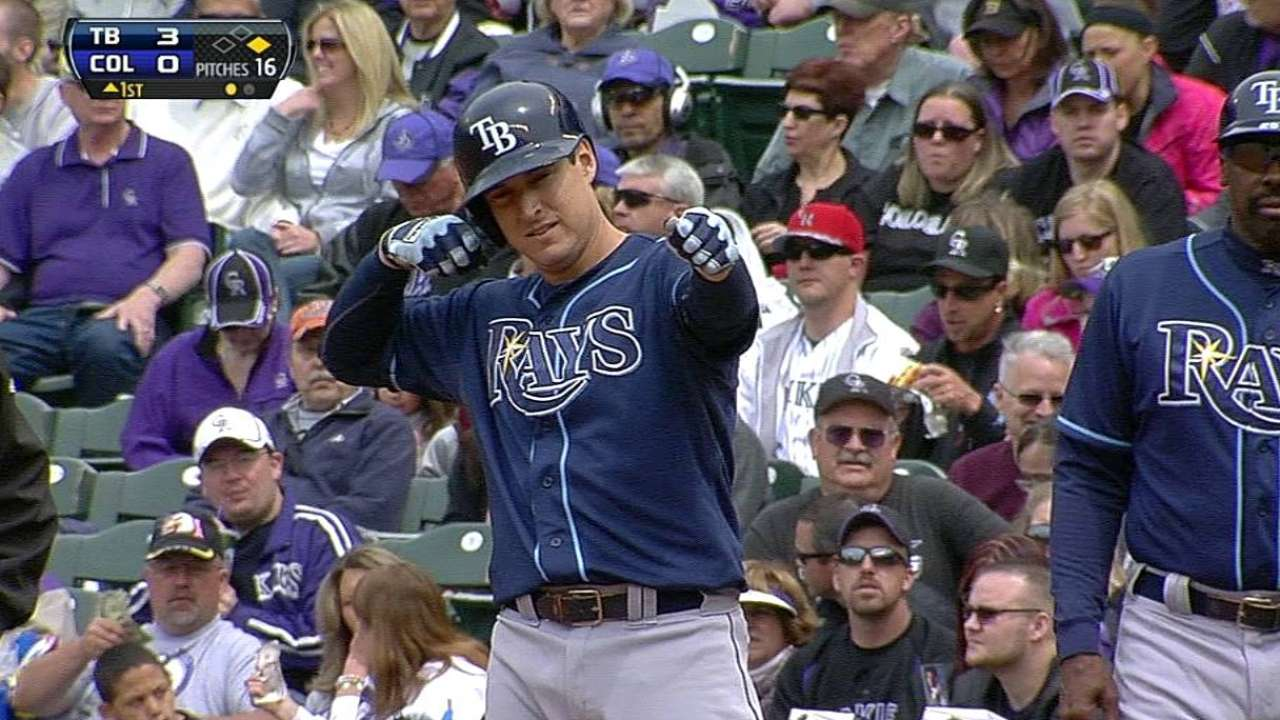 Maddon hoping Rays trend upward at home