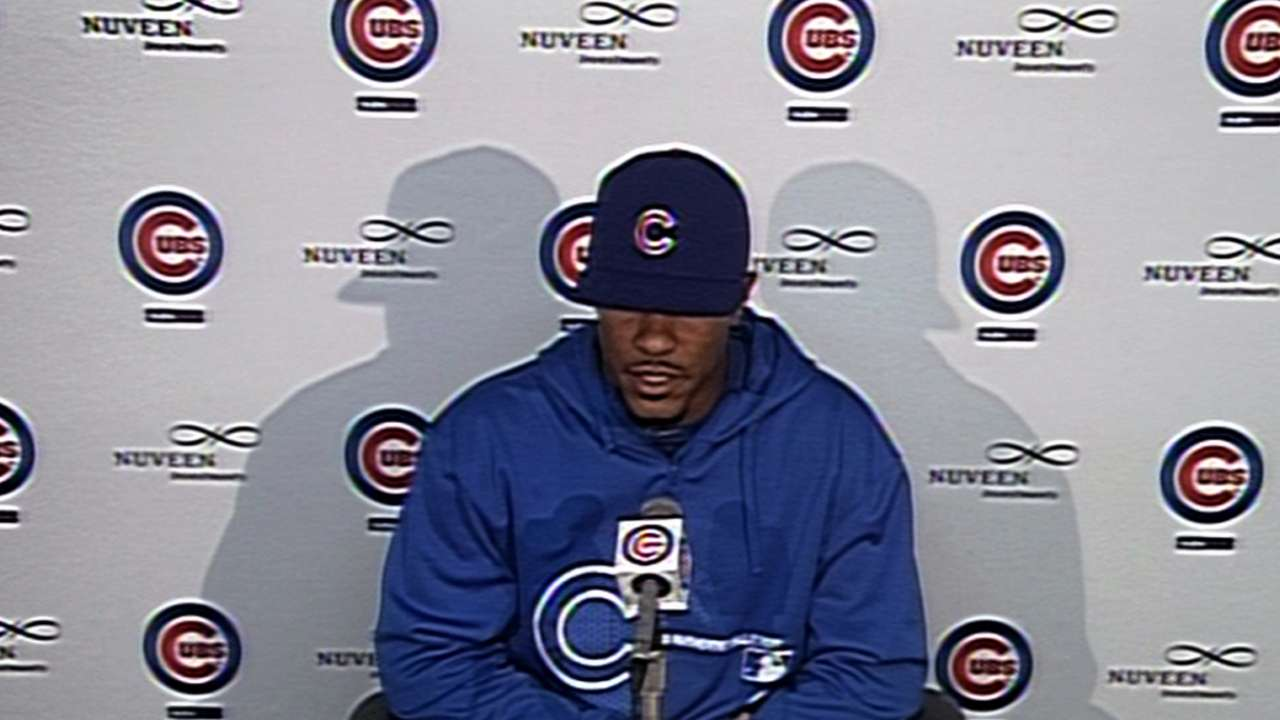 First win still elusive for Jackson as Cubs fall
