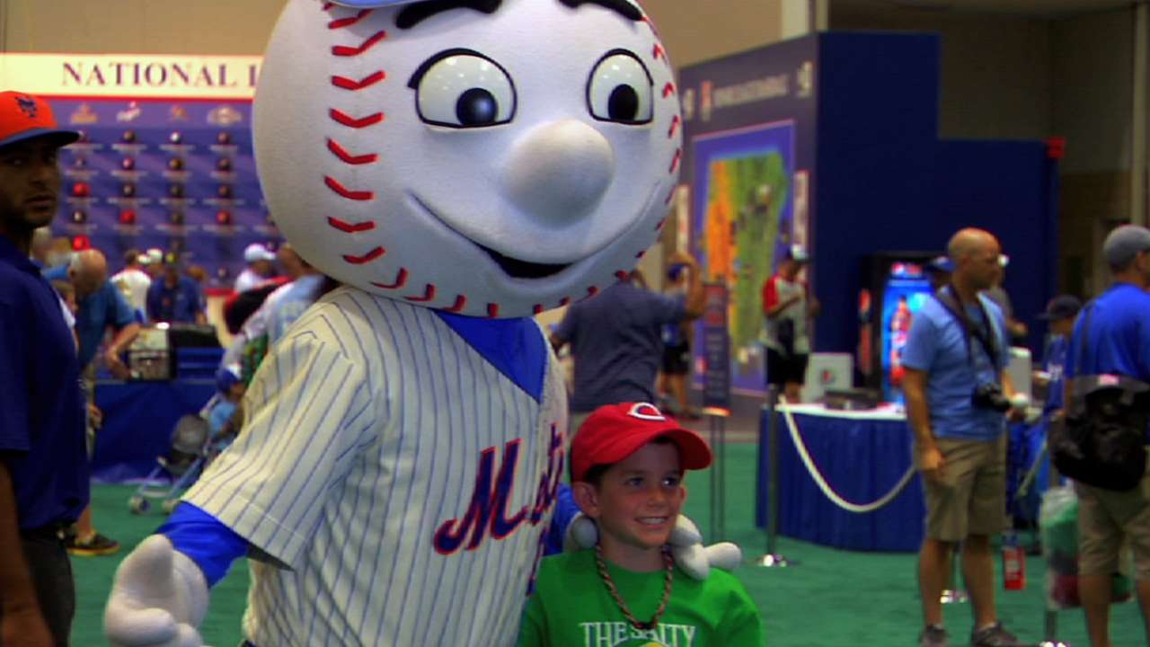 Mets legends, top celebs set for ASG Softball Game