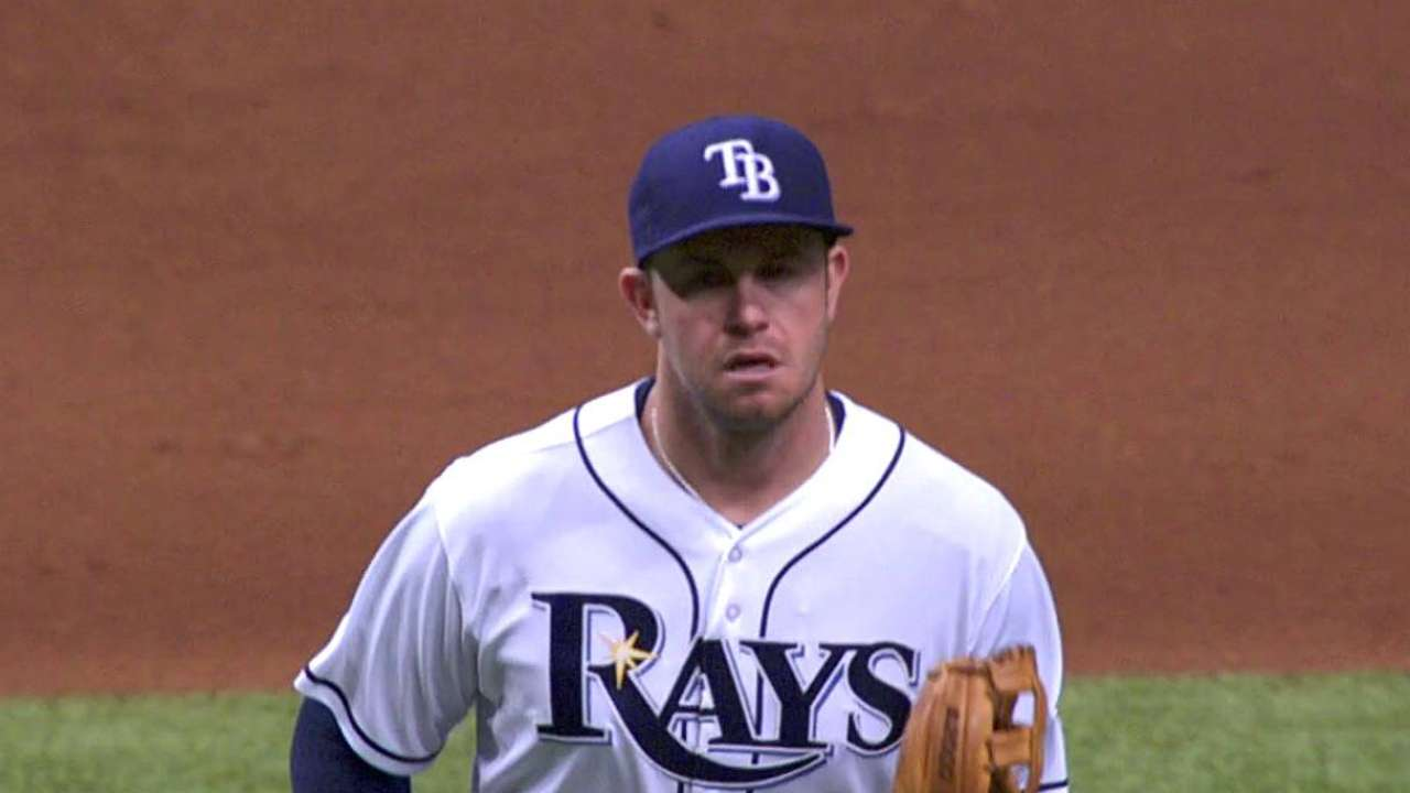 Longo feels, and looks, back to normal in field