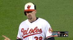 Wieters' three RBIs lift O's over Royals