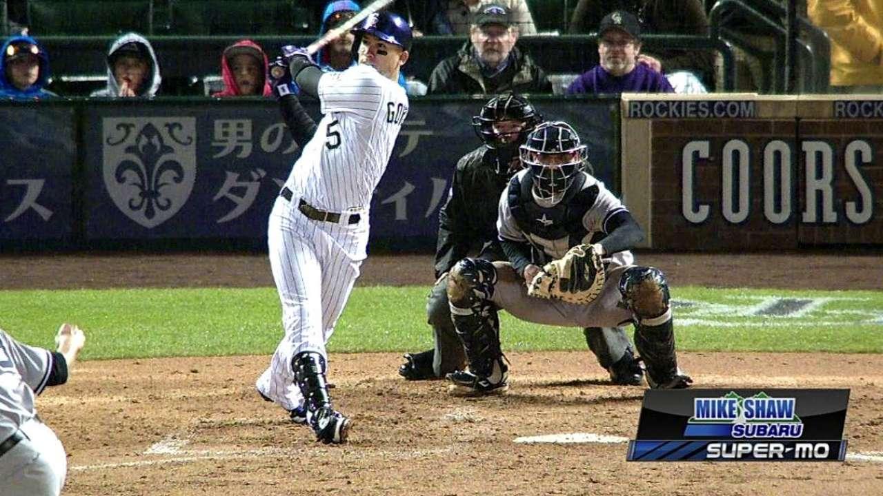 De La Rosa, CarGo se llevan la noche vs. Yankees