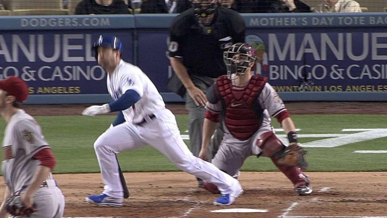 Bullpen falla y Dodgers caen ante Diamondbacks