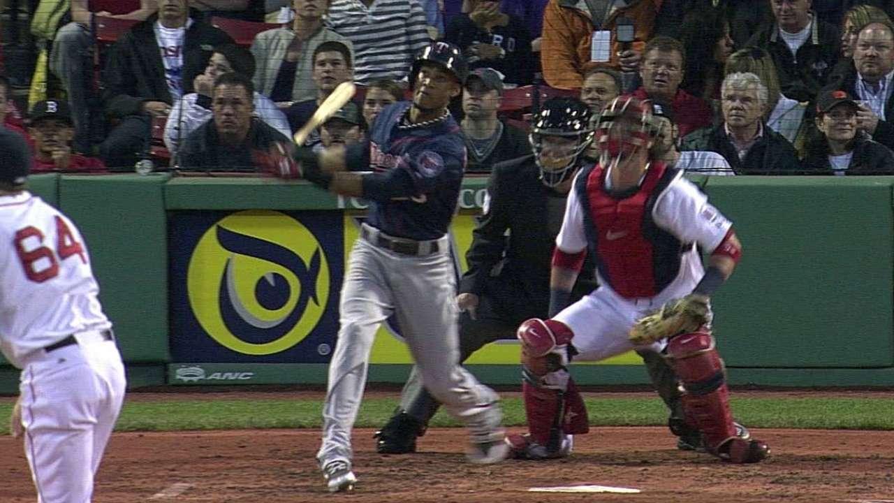 Minnesota aplasta a Boston y racha de Ortiz termina