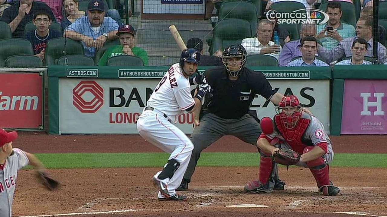 Norris lanza joya y Astros amarran serie vs. L.A.