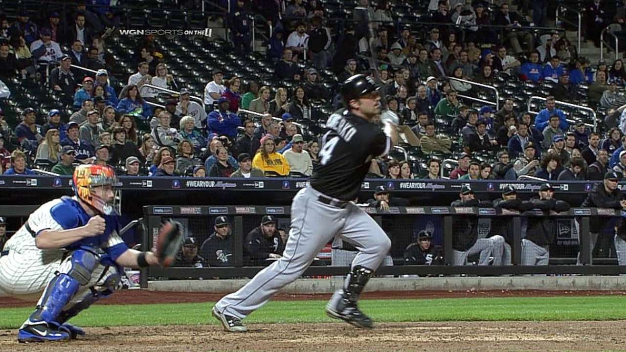 Konerko gets breather; Dunn returns to lineup