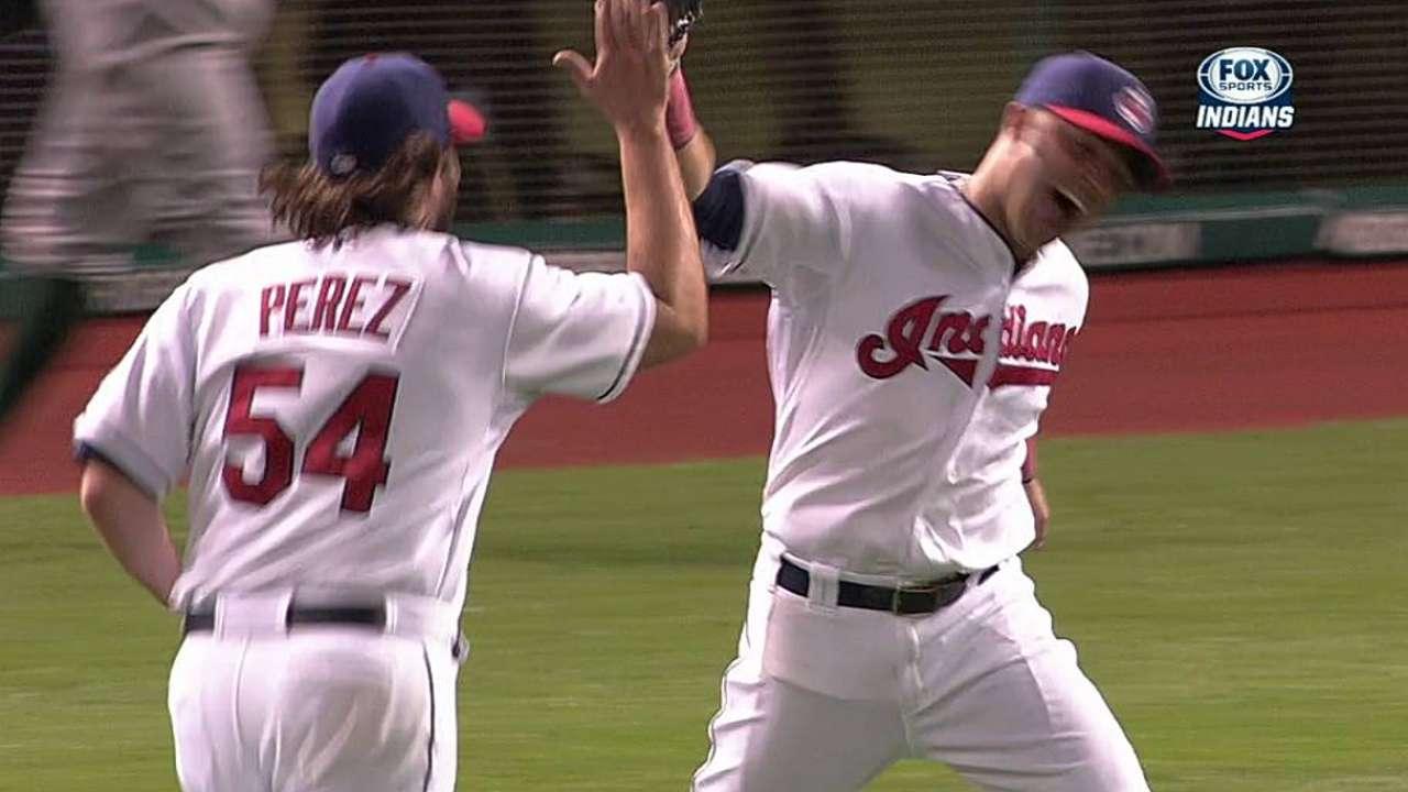 Perez felt shoulder stiffness while warming up