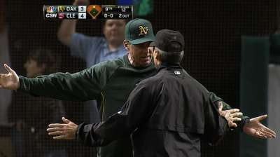 Porter in favor of having home runs reviewed by replay