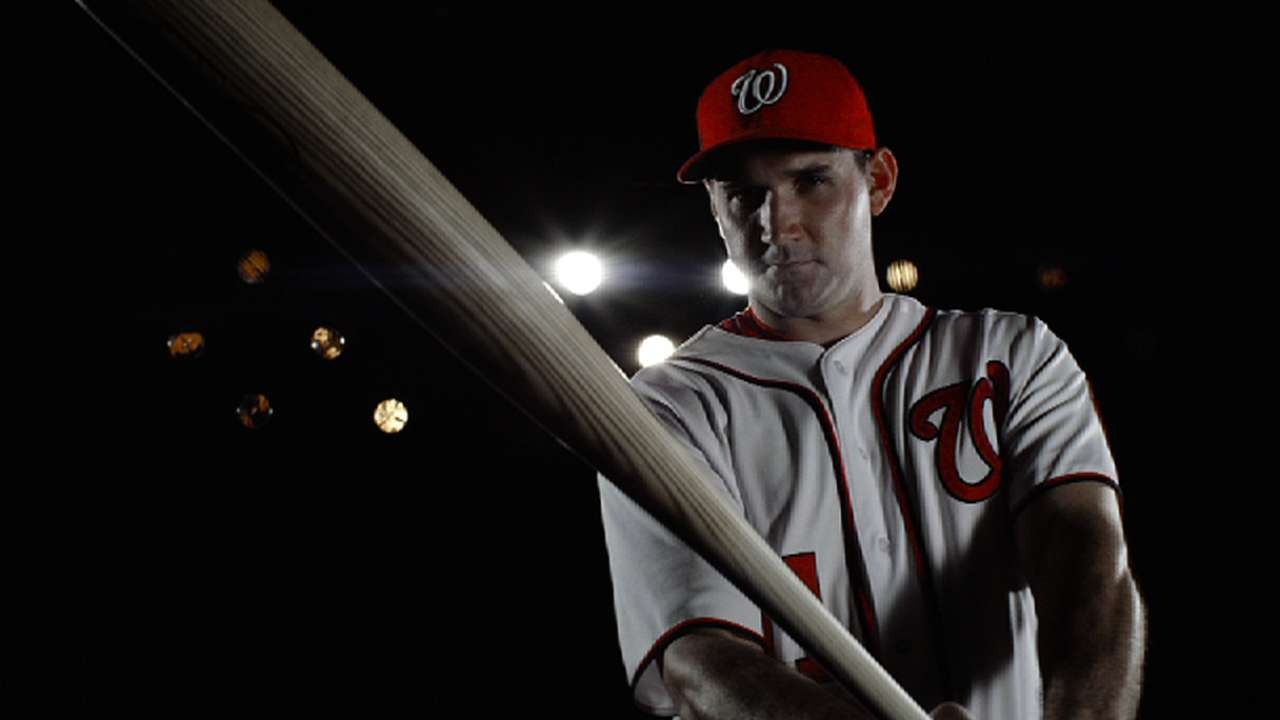 Zimmerman hosts MS fundraiser at Nationals Park