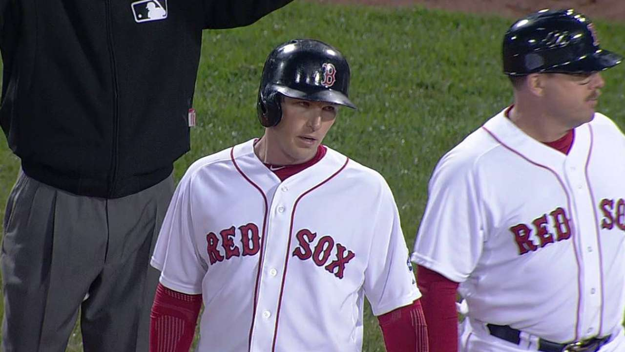 Lackey's sixth-inning error proves costly in finale