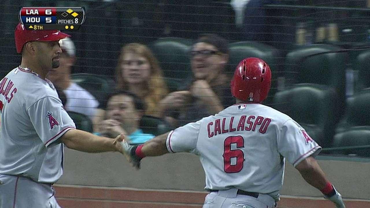 Following controversy, Halos rally past Astros