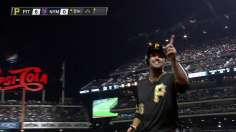 Pirates strike for big frames to fuel Wandy's win