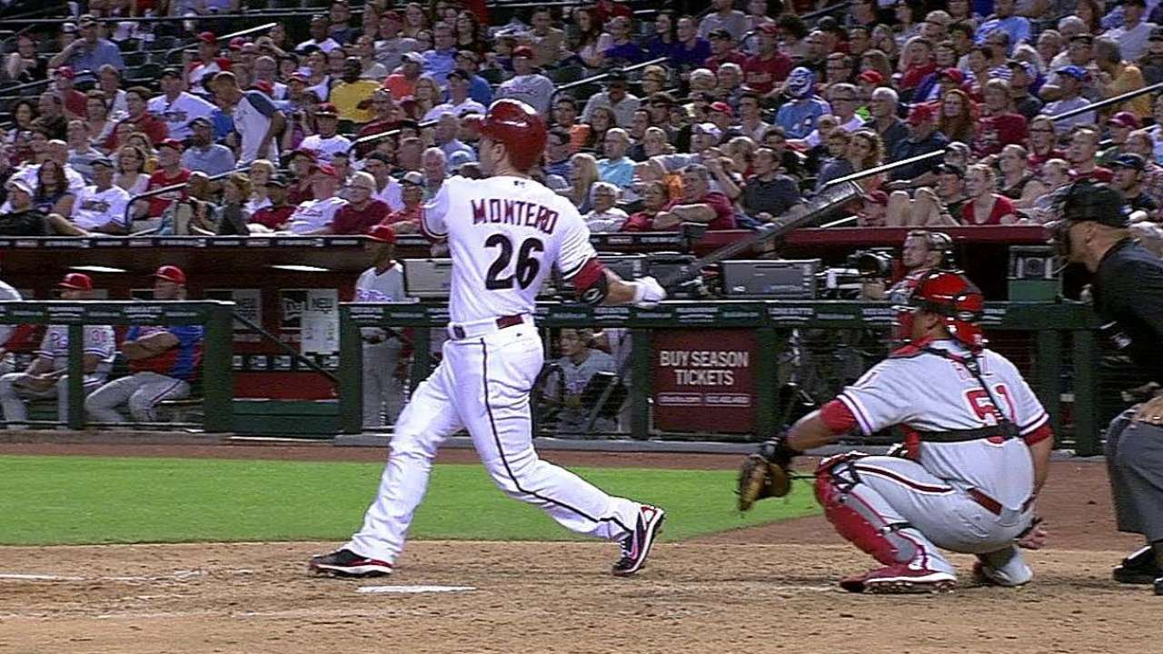 Montero hoping worst of slump is in past