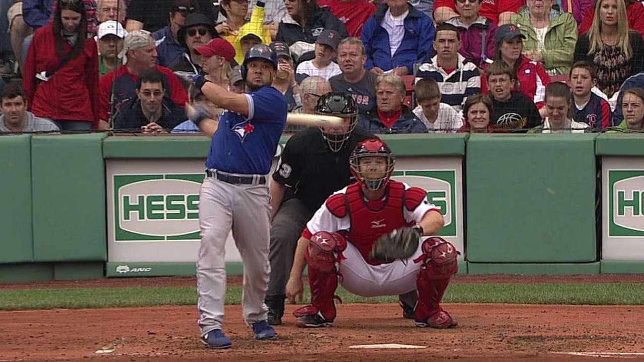 HR de Lind condujo a Toronto a la victoria vs. Boston