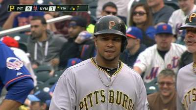 Tabata finding own identity away from Clemente