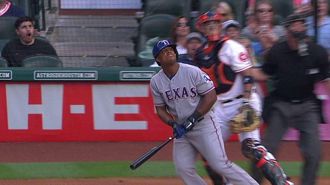 Tres jonrones apoyan labor de Darvish vs. Houston