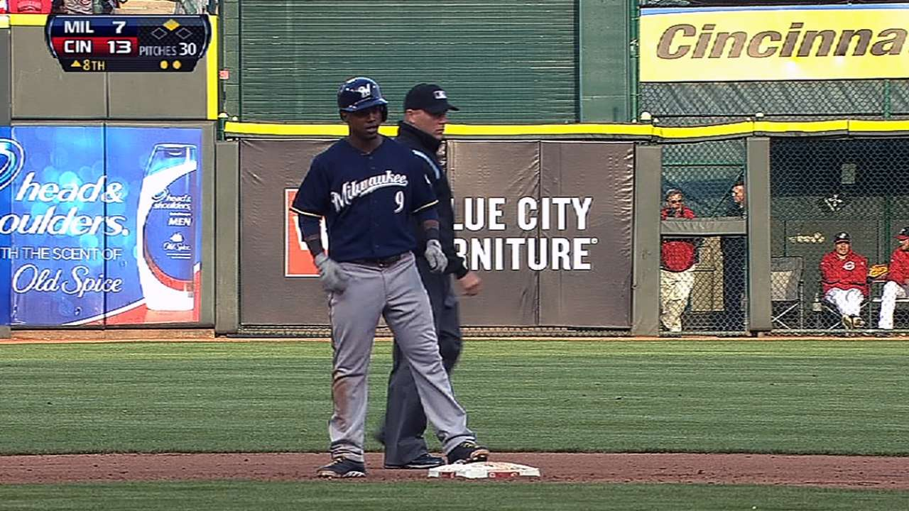 Segura garners NL Player of Week honors