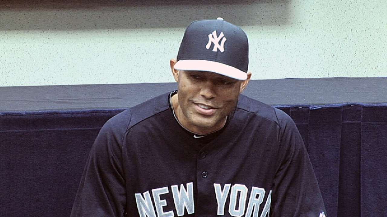 Rivera's roots shaping his baseball farewell