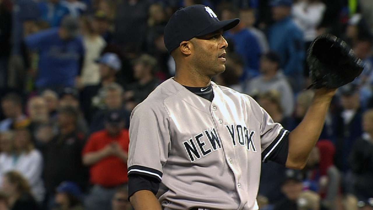 Mariano, Joba clear the air after intense exchange