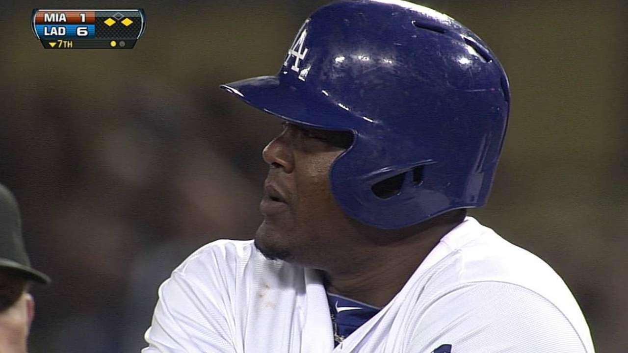 Dodgers vencen a Marlins y acaban con mala racha