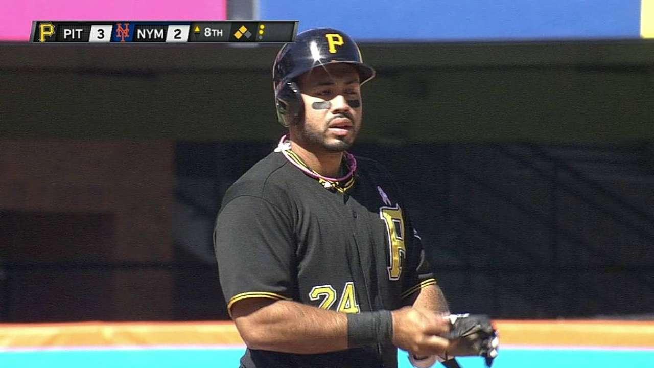 Bates de Mets no logran tomar vuelo ante Piratas