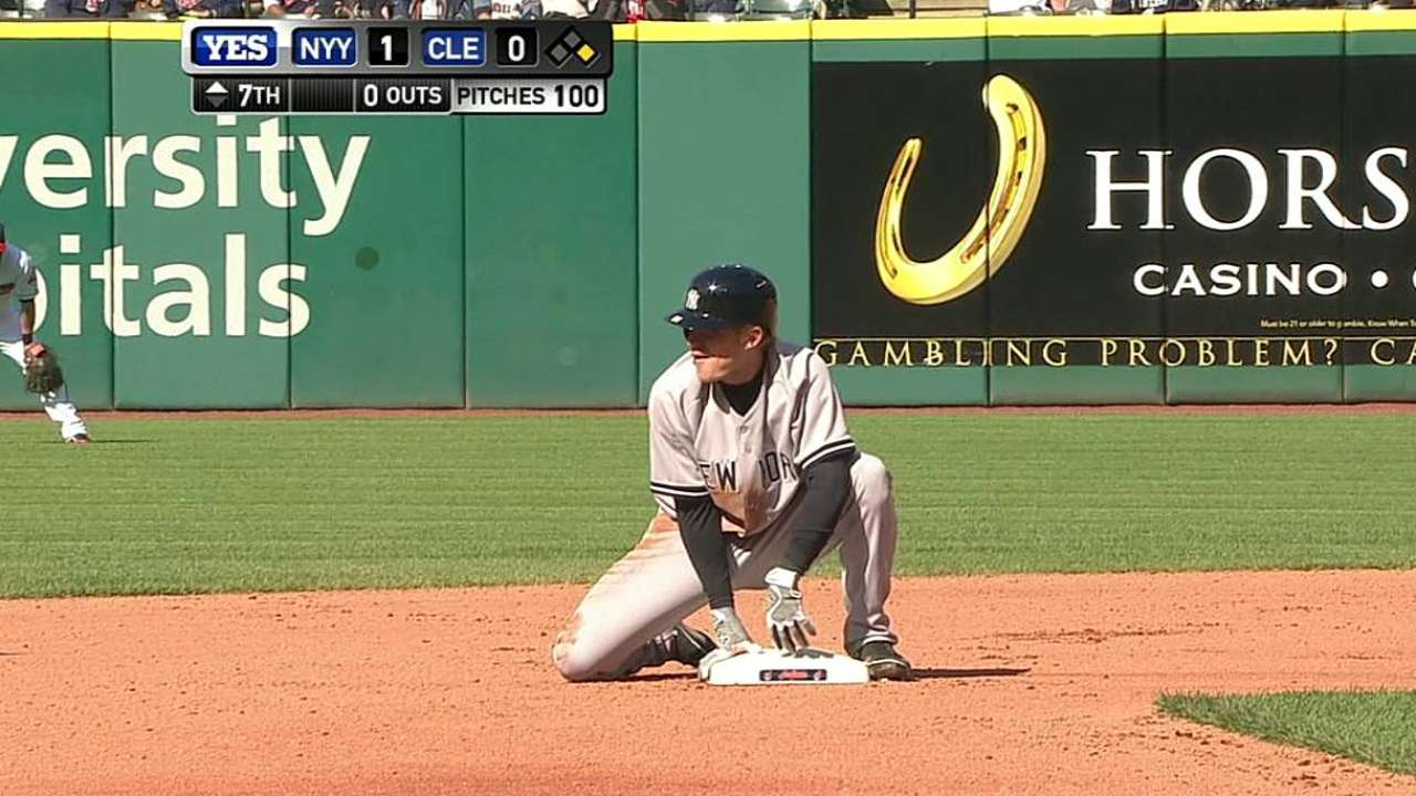 Joseph sent back to Triple-A after filling need for Yanks